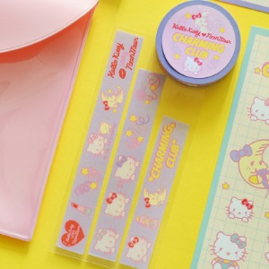 [HELLO KITTY Loves NEONMOON] Masking Tape