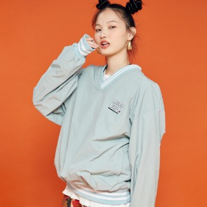 [ND] 19F V Sweat Shirt (Mint)