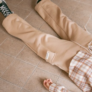 19W Cotton Pants (Beige)