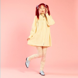 20SP Frill Onepiece (Yellow)