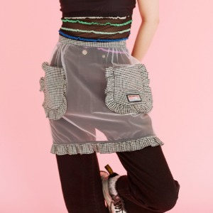 20SM Fairy Apron (Black)