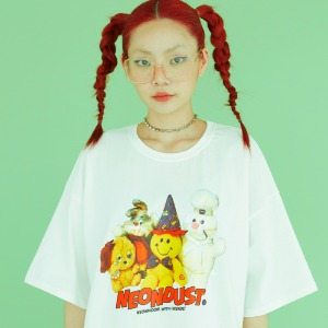 [ND.] 20SM Friends T-shirt (White)